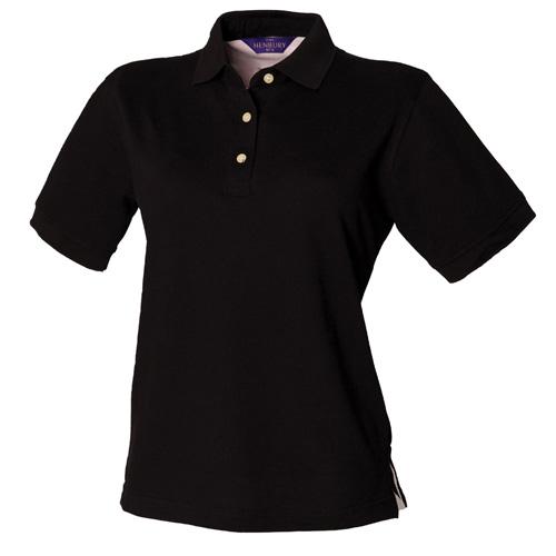 Women'S Classic Cotton Piqué Polo Shirt