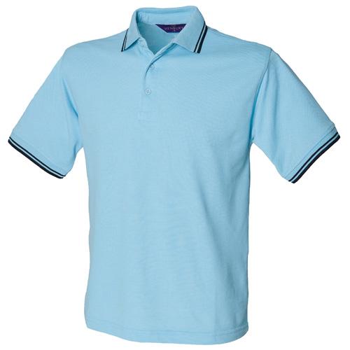 65/35 Tipped Piqué Polo Shirt