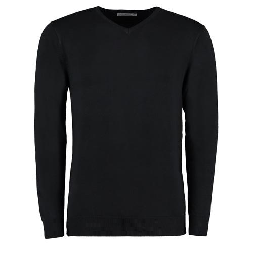 Arundel V-Neck Sweater Long Sleeve
