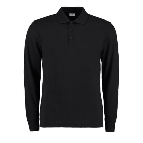 Piqué Polo Long Sleeved