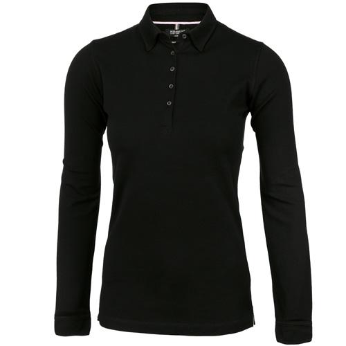 Women'S Carlington Deluxe Long Sleeve Polo
