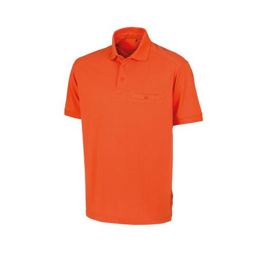 Work-Guard Apex Pocket Polo Shirt