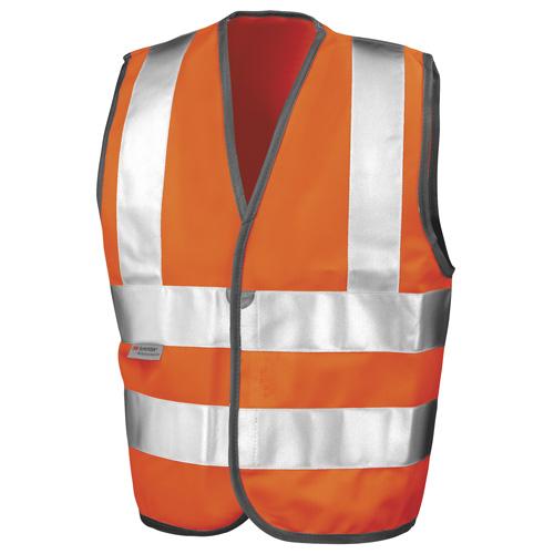 Junior Safety High-Viz Vest