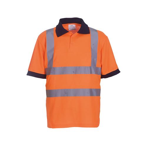 Hi-Vis Short Sleeve Polo (Hvj210)