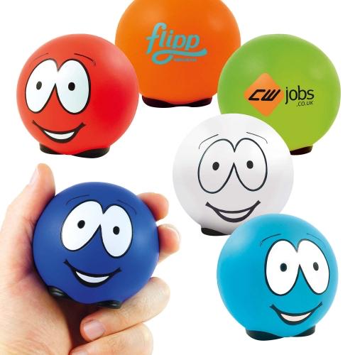 Stress Character Ball