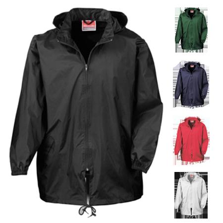 Rain Jacket in