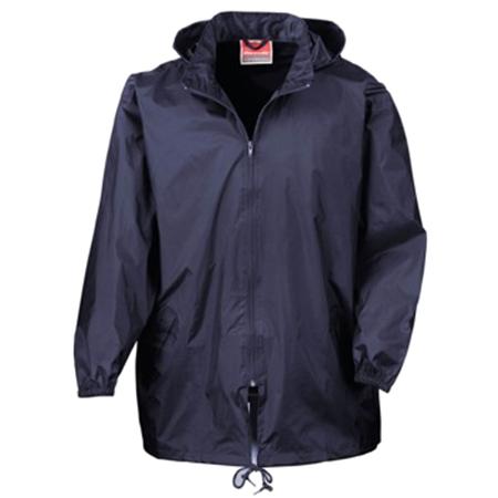 Rain Jacket in navy