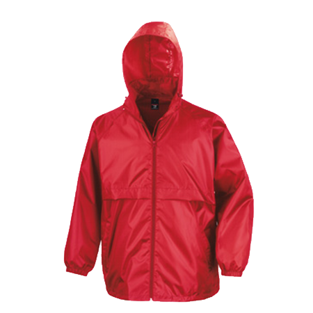 Lightweight Jacket in red