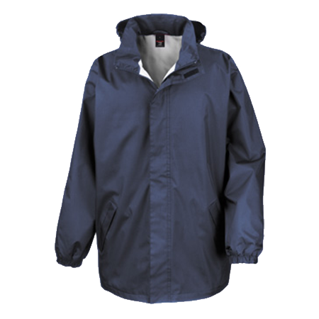 Midweight Jacket in navy