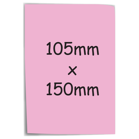 Sticky-Mate Note 1 in pink