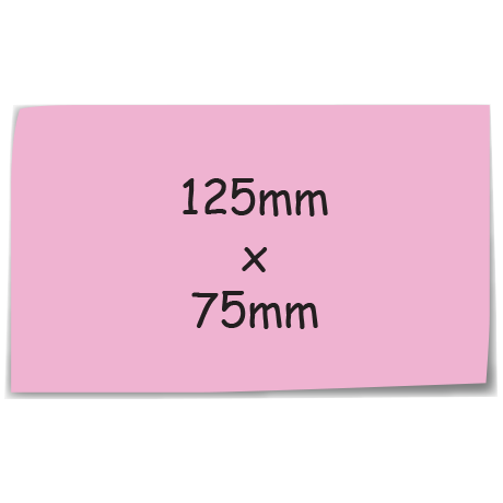 Sticky-Mate Note 2 in pink