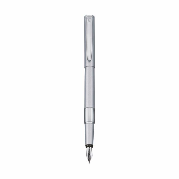 Senator Image Chrome Metal Fountain Pen