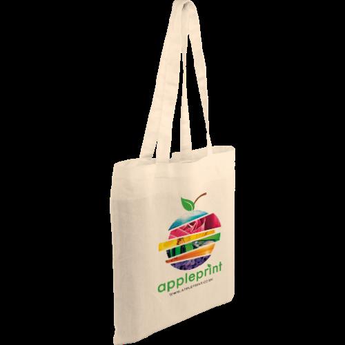 Kingsbridge 5oz Cotton Tote Bag (24hr Express - Spot Colour Print )