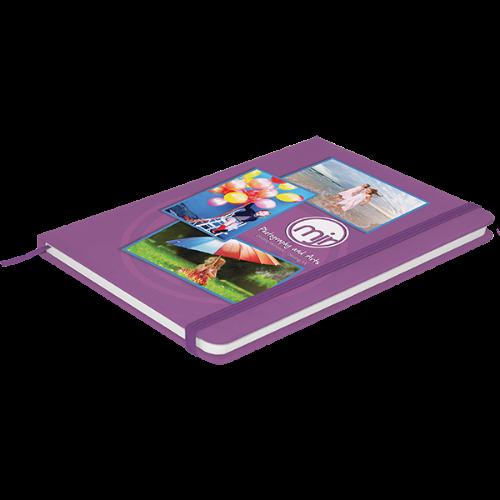 Banbury A6 Notebook - Coloured (Full Colour Print)