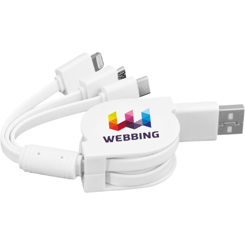 Sprint Charging Cable (Full Colour Print)