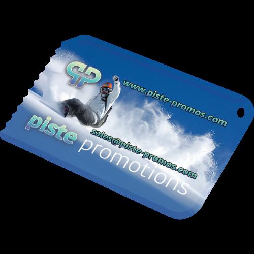 Credit Card Ice Scraper (Full Colour Print)