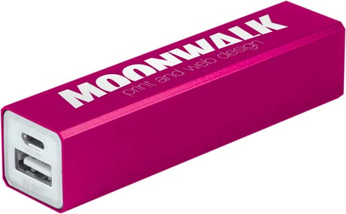Power Bank - Hydra in pink