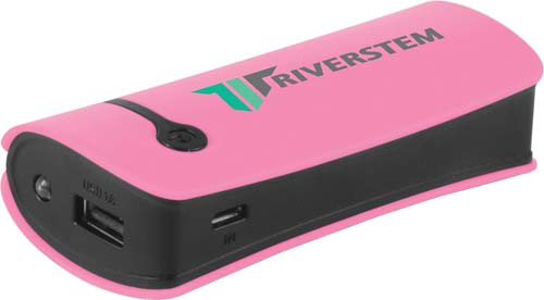 Power Bank - Velocity in pink