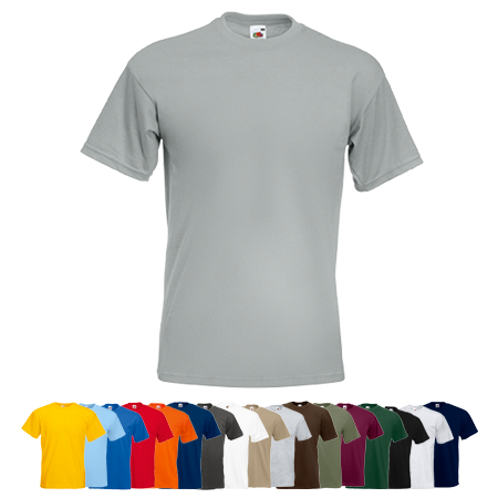 Super Premium T-Shirt in zinc