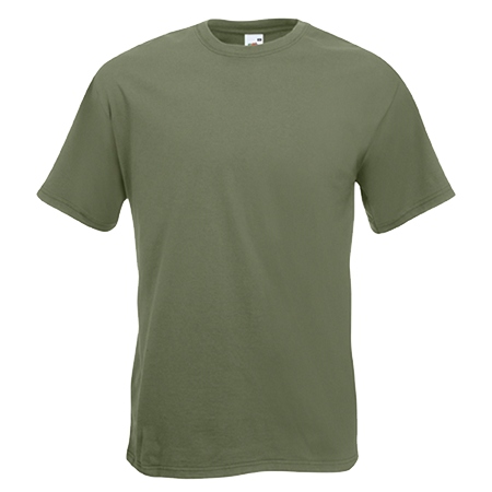 Super Premium T-Shirt in classic-olive