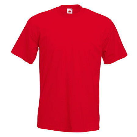 Super Premium T-Shirt in red
