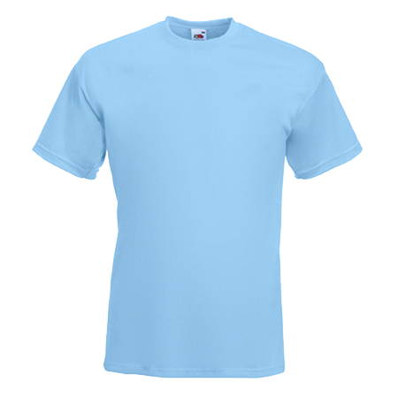 Super Premium T-Shirt in sky-blue