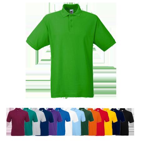 Pique Polo Shirt in