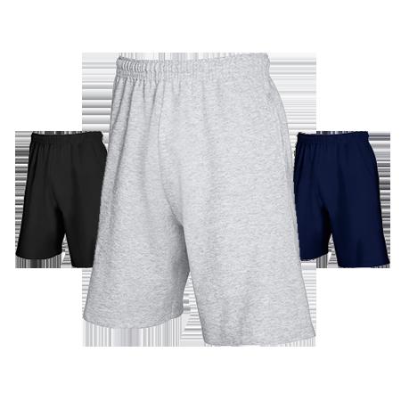 Lightweight Shorts in heather-grey