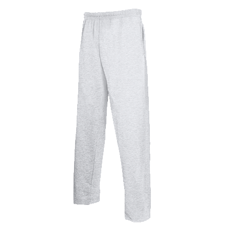 Lightweight Jog Pants in heather-grey