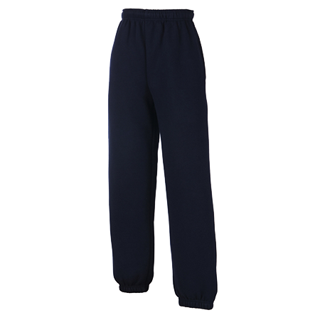 Kids Jog Pants in deep-navy