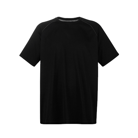 Performance T-Shirt in black
