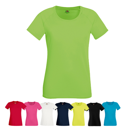 Lady Fit Performance T-Shirt in