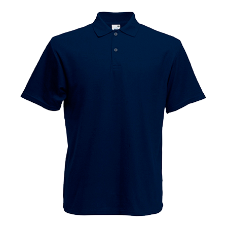 Original Pique Polo Shirt in deep-navy