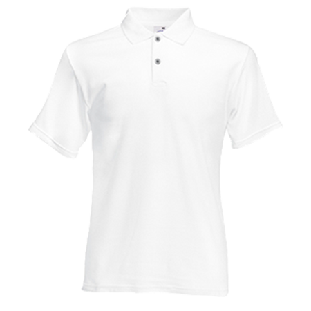 Original Pique Polo Shirt in white