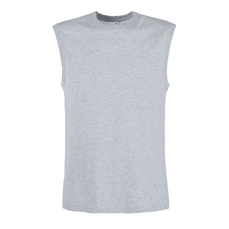 Tank Top in heather-grey