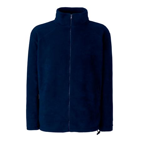 Outdoor Fleece Jacket in deep-navy