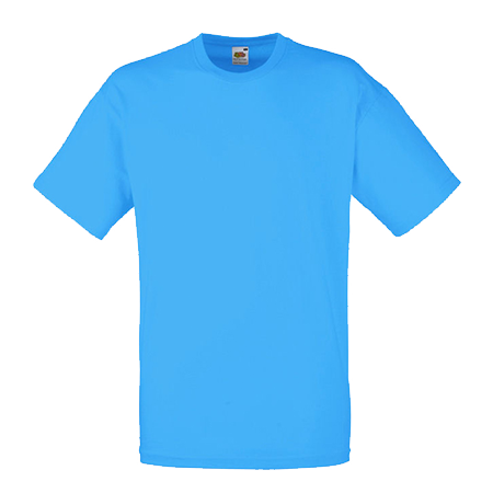 Value T-Shirt in azure