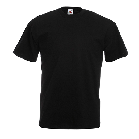 Value T-Shirt in black