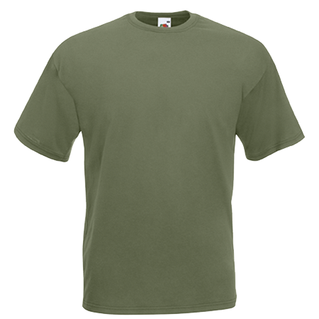 Value T-Shirt in classic-olive