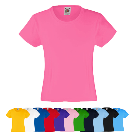 Girls Value T-Shirt in