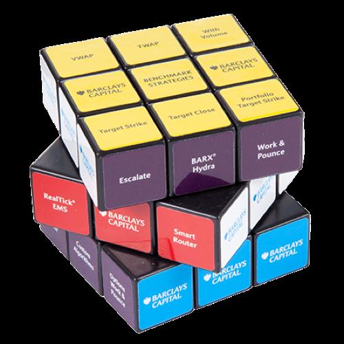 Promotional Rubik's Cube by Fylde Promotional Merchandise