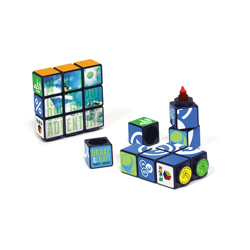 Rubik's Highlighter (3pc set)