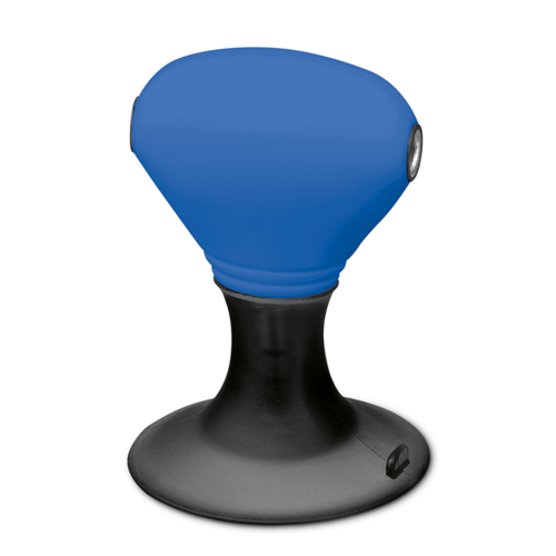 TWINS. Mobile phone holder in blue