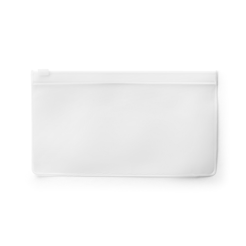 INGRID I. Pouch for protective mask in white