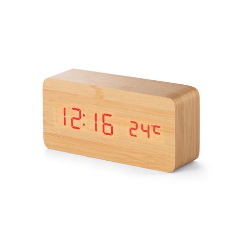DARWIN. Clock in cornsilk