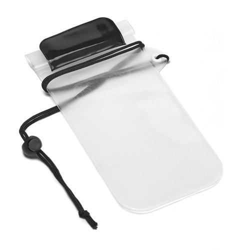EGEU. Mobile phone case in black