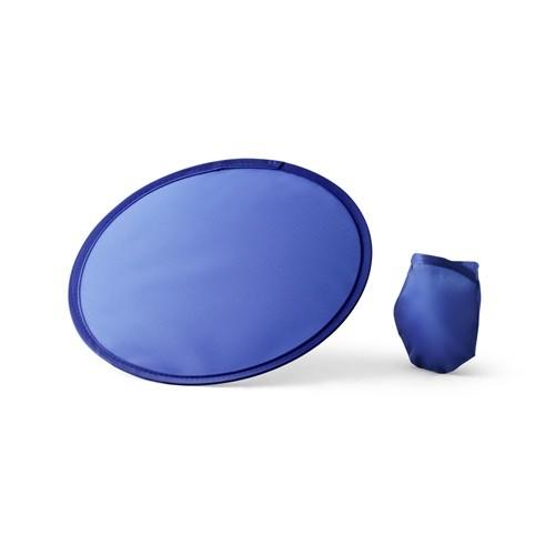 JURUA. Foldable flying disc in blue