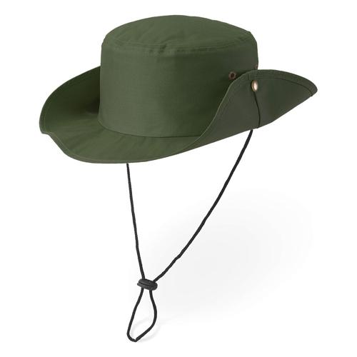 BLASS. Hat in emerald