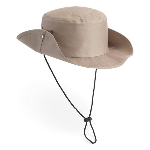 BLASS. Hat in tan