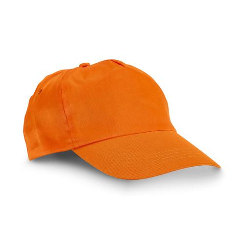 CHILKA. Cap for children in orange